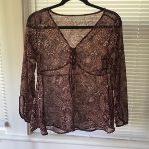 New York and company beautiful blouse
